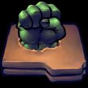 Hulk, Smash icon