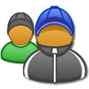 head, account, urban, human, user, msn, profile, person, avatar, people icon
