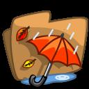 Folder Autumn icon
