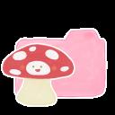 Ak, Candy, Folder, Mushroom icon