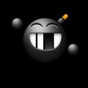 big, grin icon