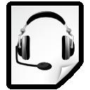 Audio, Speex+Ogg, x icon