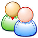 forum, group, people, persons, client, friends, users icon
