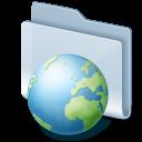 web, folder icon