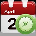 schedule, planning icon