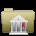 Folder, Libary icon