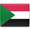 flag, country, sudan icon