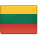 flag, country, lithuania icon