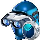 Clock, Search, Secure icon