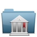 libary, folder icon