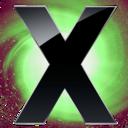 X Circle Green icon