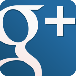 blue, googleplus icon