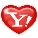 yahoo, social, media icon