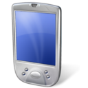 mobile phone, touchscreen, smart phone, handy, pda icon