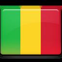 mali, flag icon
