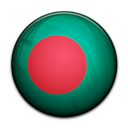 Bangladesh, Flag, Of icon