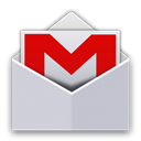 Android, Gmail, r icon