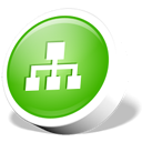 Webdev site map icon