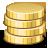Gold, Money icon