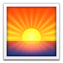 picture,sunset icon