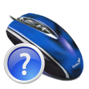 Help, Mouse, Questionmark icon