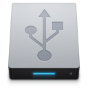 , Device, Hd, Usb icon