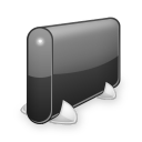 hard drive, hard disk, hdd icon
