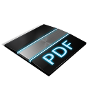 document, paper, pdf, file icon